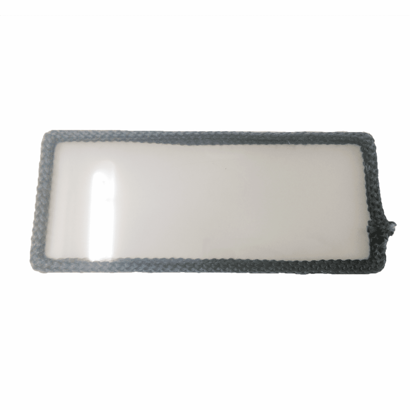 H0258 | Whitfield Side Glass With Gasket, H0258