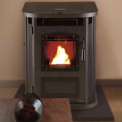 Ironstrike Montage Pellet Stove,