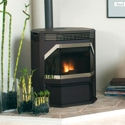Ironstrike Winslow Pellet Stove, PS40