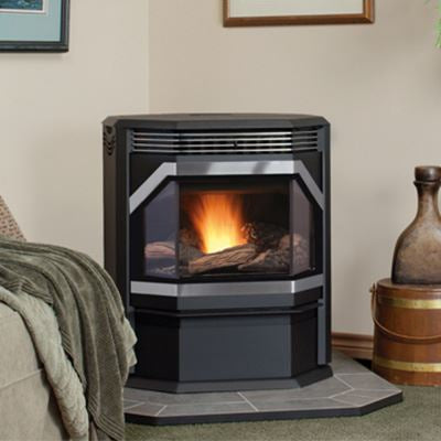 Ironstrike Winslow Pellet Stove, PS40 - Floor Model Sale!