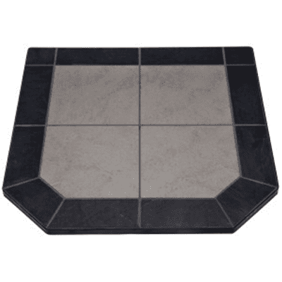 American Panel Night Shadow Hearth Board