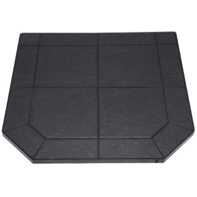 American Panel Volcanic Sand Hearth Board