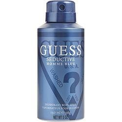 GUESS SEDUCTIVE HOMME BLUE by Guess - AuFreshScents.Com
