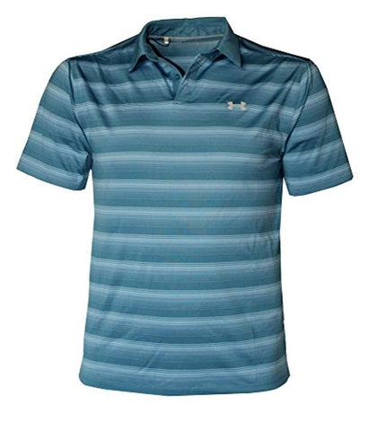 Under Armour Men's CoolSwitch Performance Striped Polo Shirt 1298947 (L)