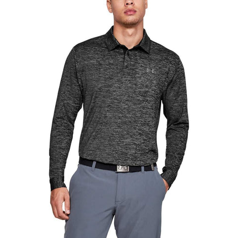 Under Armour Men's Playoff 2.0 Golf Long Sleeve Polo