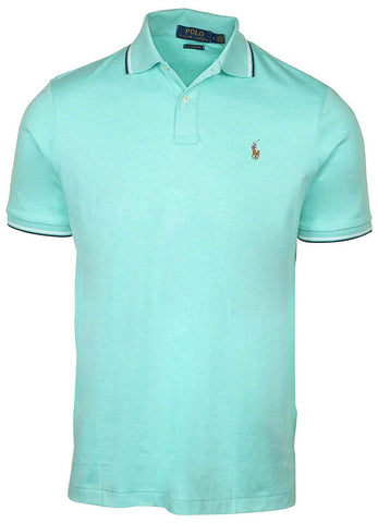 Polo Ralph Lauren Men's Classic Fit Striped Soft-Touch Polo Shirt