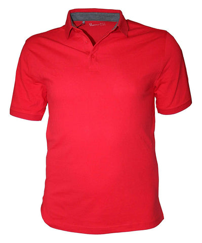 Under Armour Men's Solid Loose Fit Polo Active Shirt UA 1319027
