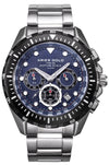 Aries Gold Inspire Atlantic Chronograph Quartz G 7002 Sbk-bu Men's Watch - AuFreshScents