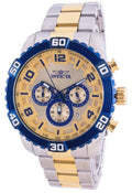 Invicta Pro Diver 25981 Quartz Chronograph Men's Watch - AuFreshScents