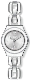 Swatch Irony White Chain Quartz Yss254g Women's Watch - AuFreshScents