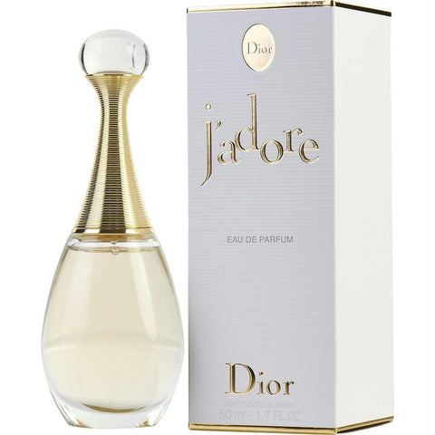 Jadore By Christian Dior Eau De Parfum Spray 1.7 Oz - AuFreshScents.Com