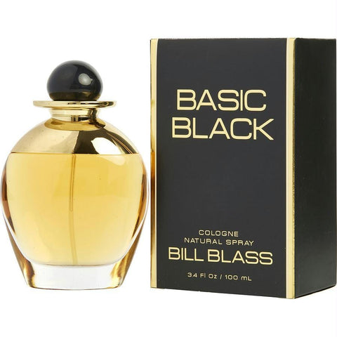 Basic Black By Bill Blass Cologne Spray 3.4 Oz - AuFreshScents.Com