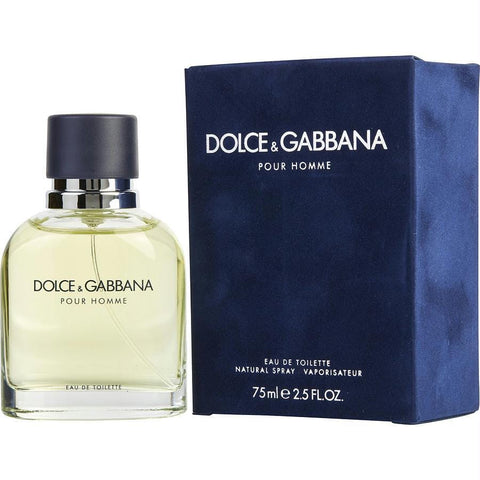 Dolce & Gabbana By Dolce & Gabbana Edt Spray 2.5 Oz - AuFreshScents.Com