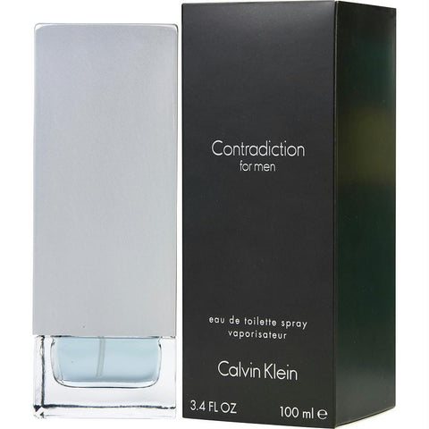 Contradiction By Calvin Klein Edt Spray 3.4 Oz - AuFreshScents.Com