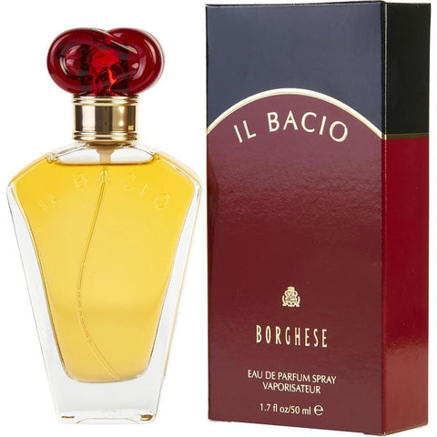 Il Bacio By Borghese Eau De Parfum Spray 1.7 Oz - AuFreshScents.Com