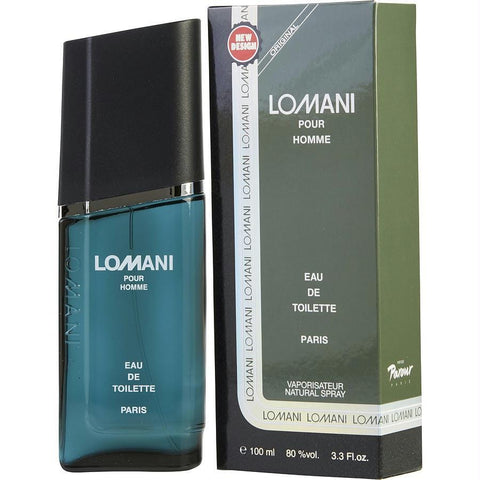 Lomani By Lomani Edt Spray 3.3 Oz - AuFreshScents.Com