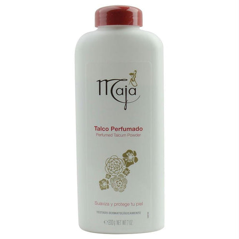 Buy Maja By Myrurgia Talcum Powder 7 Oz at AuFreshScents.com.com