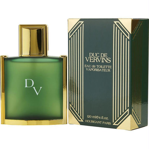 Buy Duc De Vervins By Houbigant Edt Spray 4 Oz at AuFreshScents.com.com