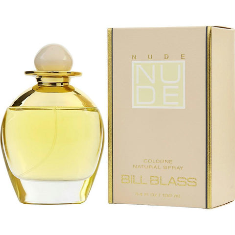 Nude By Bill Blass Cologne Spray 3.4 Oz - AuFreshScents.Com