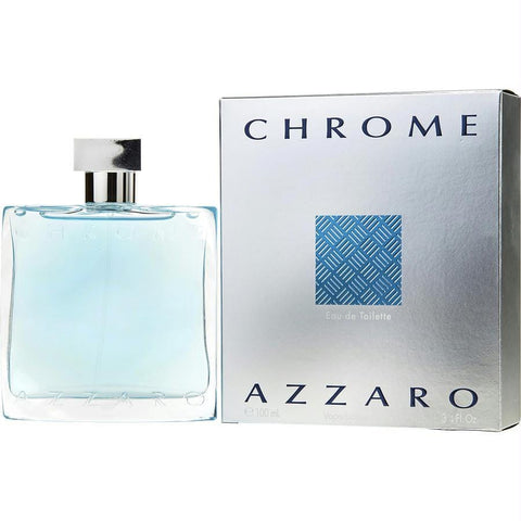 Chrome By Azzaro Edt Spray 3.4 Oz - AuFreshScents.Com