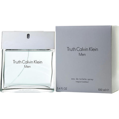 Truth By Calvin Klein Edt Spray 3.4 Oz - AuFreshScents.Com
