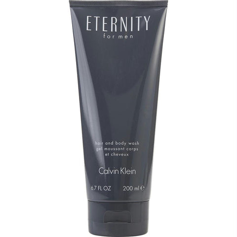 Eternity By Calvin Klein Hair And Body Wash 6.7 Oz - AuFreshScents.Com
