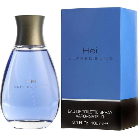 Hei By Alfred Sung Edt Spray 3.4 Oz - AuFreshScents.Com