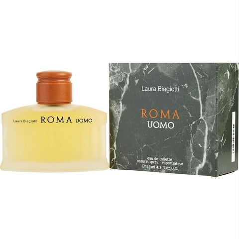 Buy Roma By Laura Biagiotti Edt Spray 4.2 Oz at AuFreshScents.com.com