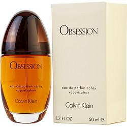 Obsession By Calvin Klein Eau De Parfum Spray 1.7 Oz
