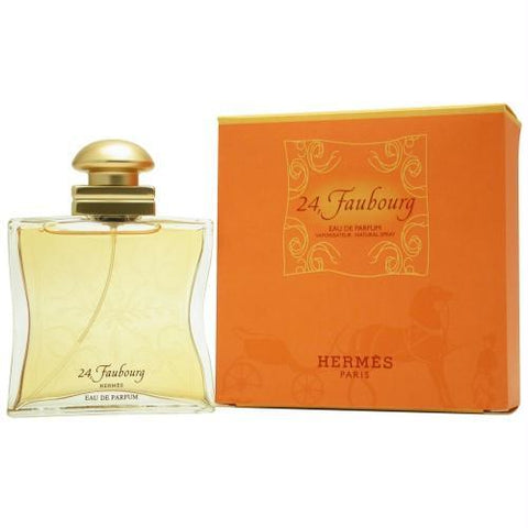 24 Faubourg By Hermes Eau De Parfum Spray 1 Oz - AuFreshScents.Com