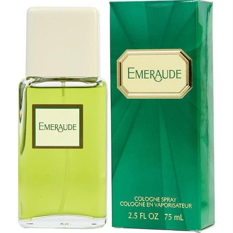 Emeraude By Coty Cologne Spray 2.5 Oz - AuFreshScents.Com