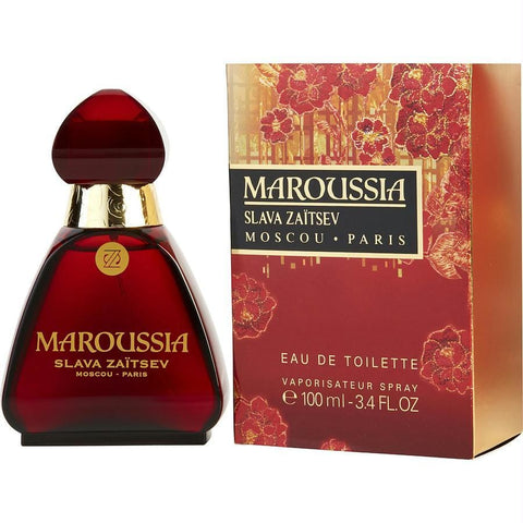 Maroussia By Slavia Zaitsev Edt Spray 3.4 Oz - AuFreshScents.Com