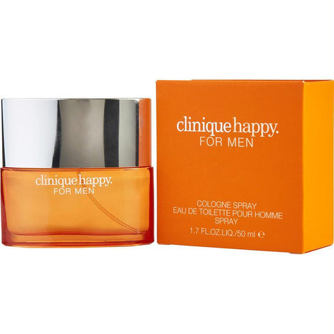 Happy By Clinique Cologne Spray 1.7 Oz - AuFreshScents.Com