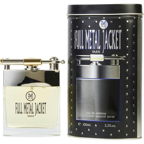 Buy Full Metal Jacket By Fmj Parfums Edt Spray 3.3 Oz at AuFreshScents.com.com