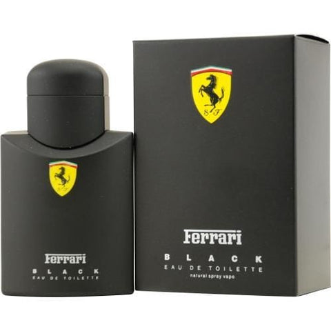 Ferrari Black By Ferrari Edt Spray 4.2 Oz - AuFreshScents.Com
