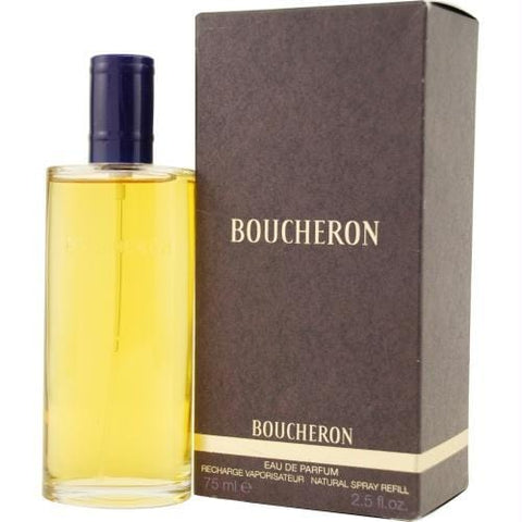 Boucheron By Boucheron Eau De Parfum Spray Refill 2.5 Oz - AuFreshScents.Com