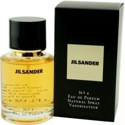 Jil Sander #4 By Jil Sander Eau De Parfum Spray 1.7 Oz - AuFreshScents.Com