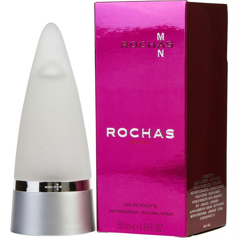 Rochas Man By Rochas Edt Spray 1.6 Oz - AuFreshScents.Com