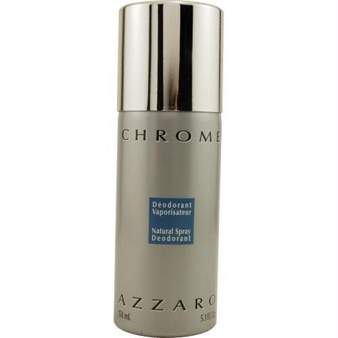 Chrome By Azzaro Deodorant Spray 5.1 Oz - AuFreshScents.Com