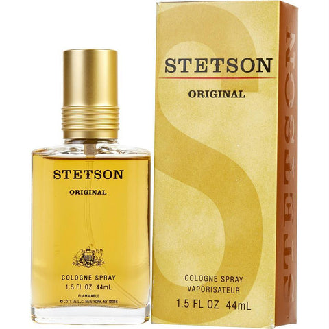Stetson By Coty Cologne Spray 1.5 Oz - AuFreshScents.Com