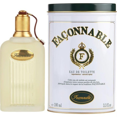 Buy Faconnable By Faconnable Edt Spray 3.3 Oz at AuFreshScents.com.com