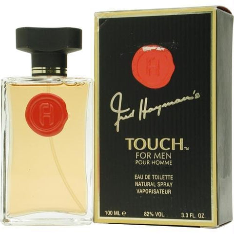 Touch By Fred Hayman Edt Spray 3.4 Oz - AuFreshScents.Com