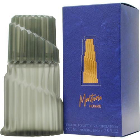 Montana By Montana Edt Spray 2.5 Oz - AuFreshScents.Com