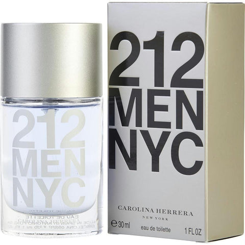 212 By Carolina Herrera Edt Spray 1 Oz - AuFreshScents.Com
