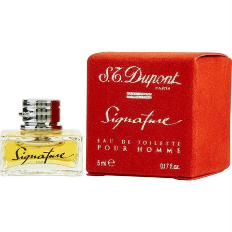 Signature By St Dupont Edt .17 Oz Mini - AuFreshScents.Com