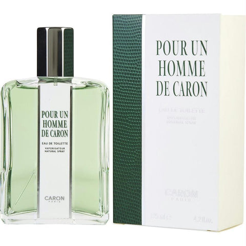 Caron Pour Homme By Caron Edt Spray 4.2 Oz - AuFreshScents.Com