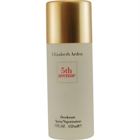Fifth Avenue By Elizabeth Arden Deodorant Spray 5 Oz - AuFreshScents.Com