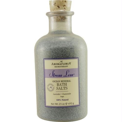 Aromafloria Ocean Mineral Bath Salts 23 Oz Blend Of Lavender, Chamomile, And Sage By Aromafloria - AuFreshScents.Com