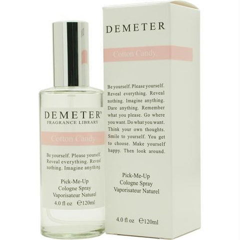 Demeter By Demeter Cotton Candy Cologne Spray 4 Oz - AuFreshScents.Com