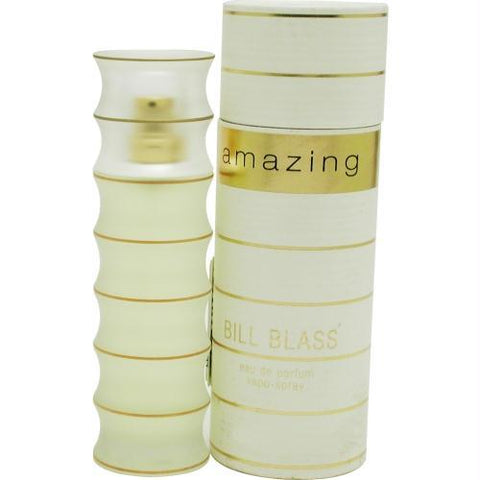 Amazing By Bill Blass Eau De Parfum Spray 1.7 Oz - AuFreshScents.Com